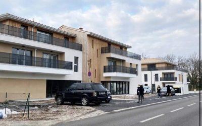 Constructie locuinte in Audenge, Franta